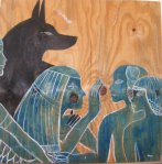 Maia and Anubis Family