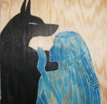 Maia And Anubis( in Progress)