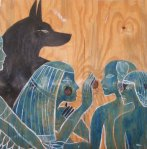 Maia Anubis and family