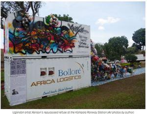 ugandan art festival