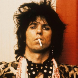 Keith RICHARDS  This is how I remember him
