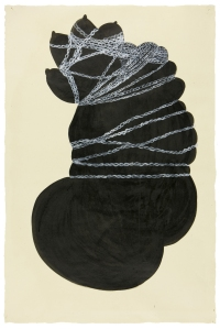 Shoshana Weinberger - New Fad Diet, 2010, gouache on paper