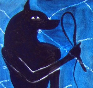 Anubis - Detail